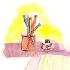Pens & Quilting
